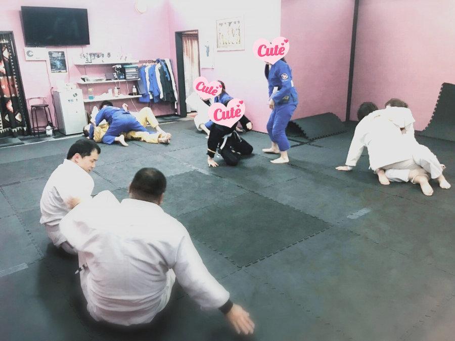 柔術ベーシッククラス